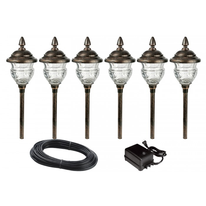 Outdoor LED Low-Voltage